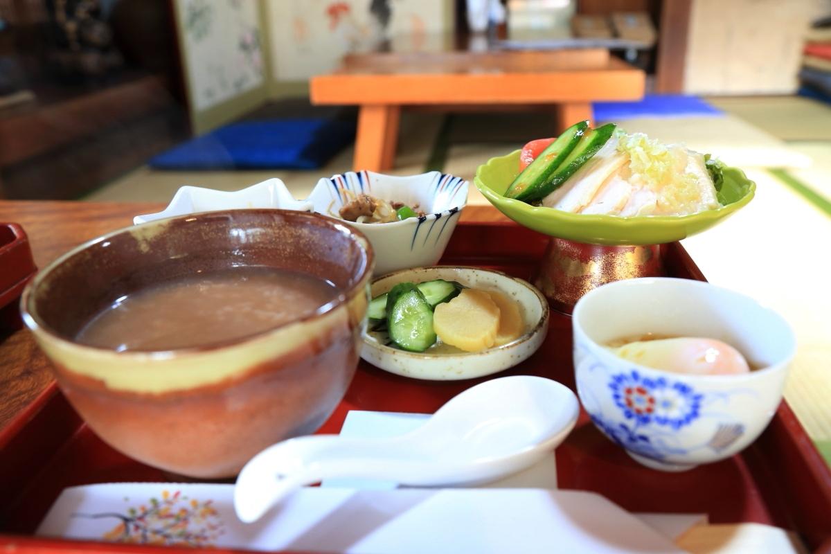 和歌山・丹生都比売神社の古民家カフェ「天野和み処cafe客殿」