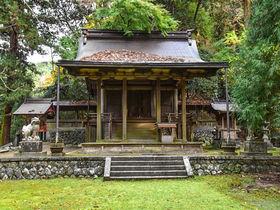 日本一名前の長い神社も!奈良・奥飛鳥「稲渕」を歩こう