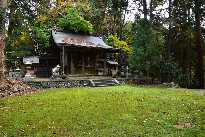 「南淵山」をご神体とする原始神道の神社