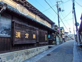 江戸時代の風情が残る街並み!奈良・高取町「土佐街道」を歩く