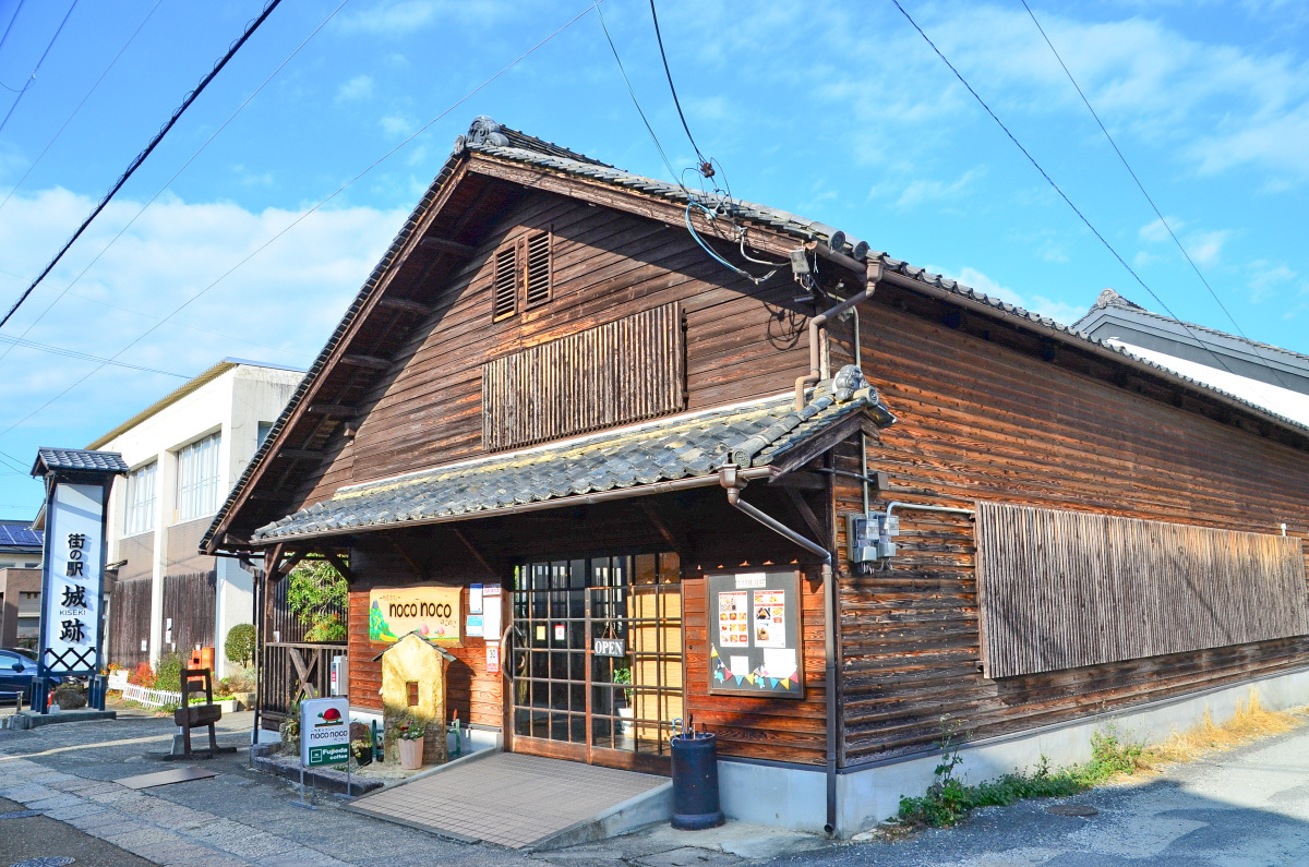 土佐街道おすすめのランチスポット「町屋カフェnoconoco」