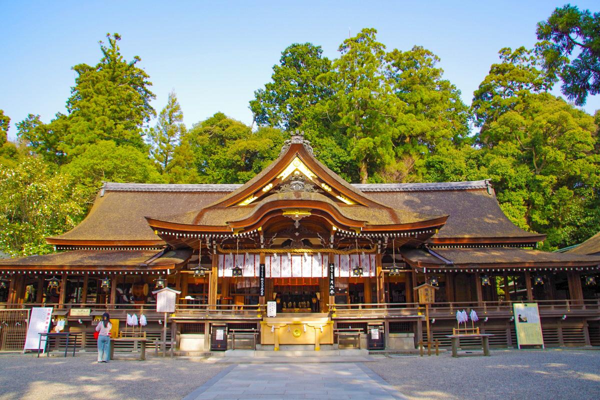 三輪山を御神体とするパワースポット!奈良・桜井「大神神社」