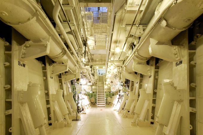 戦隊ものの撮影も!山下公園「氷川丸」でわくわく船内探検!