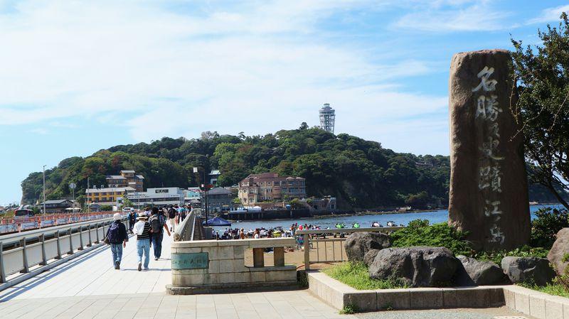 江ノ島を満喫するならこのルート!初心者お勧め観光モデルコース