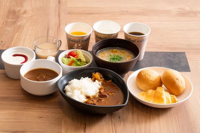 美味しい朝食後は、横浜一日観光へGO!