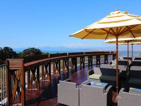 360度の絶景カフェ!江の島頂上「灯台キッチン DELI&TEA」
