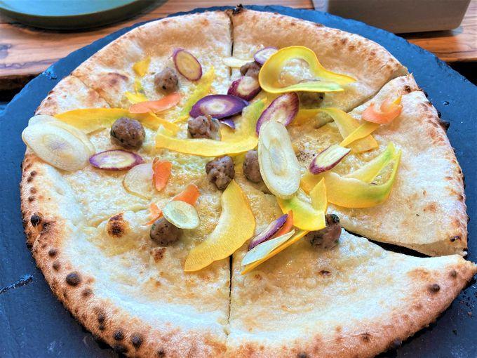 美味!神奈川の食材でピッツァをカスタマイズ