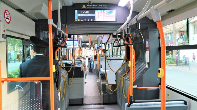 横浜駅から乗車!観光スポットを周遊する「ベイサイドブルー」