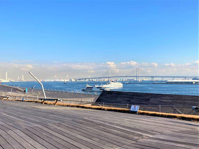 大さん橋と山下公園で「THE横浜!」の景色を満喫