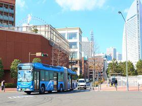 「ベイサイドブルー」が便利!横浜の人気観光スポット散策