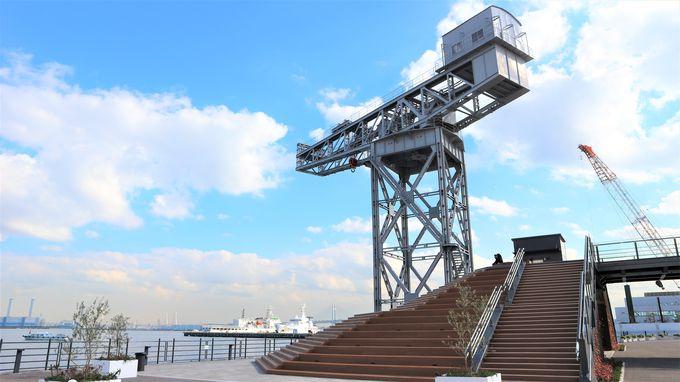 港の歴史と景観を楽しむ「横浜ハンマーヘッド」
