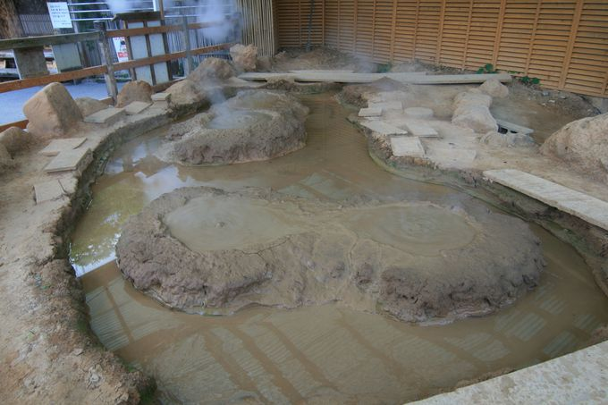 かまど地獄は温泉の博物館