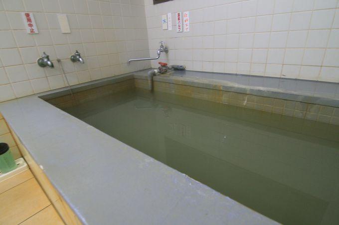 温度調節が簡単な貸切風呂