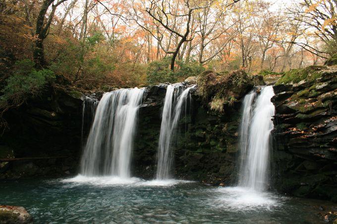 8.暮雨の滝