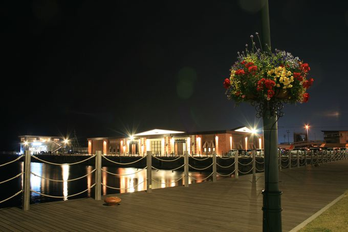 大分市の海の玄関「西大分港」