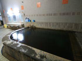 西大分港に最も近い温泉!大分市「新湊温泉」はヌルヌルモール泉!