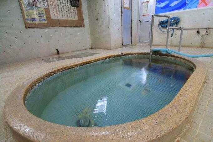 共同浴場巡りで文化を感じる