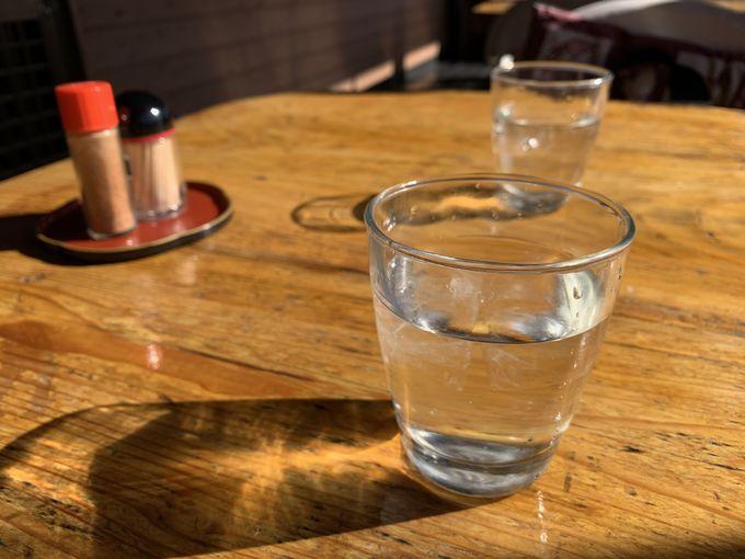 食事に使える炭酸水