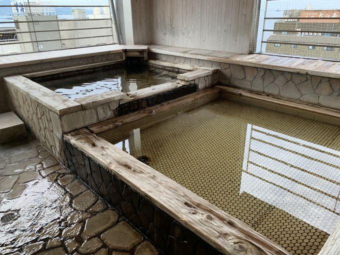 子どもが浸かれる浅い浴槽