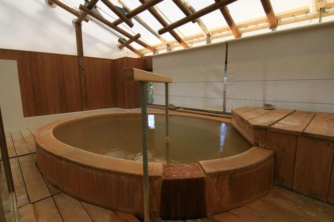 温泉で身体のメンテナンス