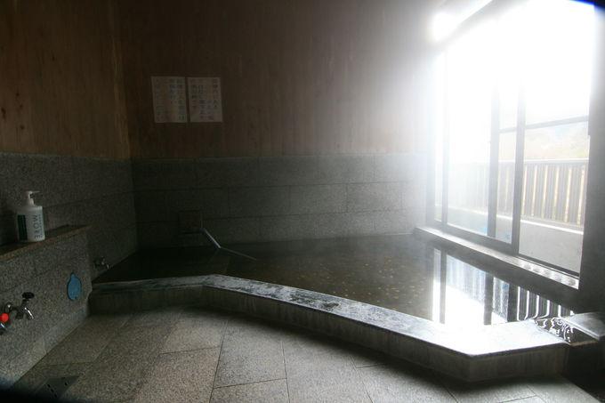 深耶馬渓はモール泉の宝庫