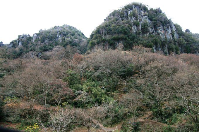 奇岩奇峰と豊かな自然が魅力の「深耶馬渓」