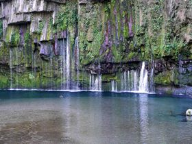 知る人ぞ知る鹿児島のパワースポット「雄川の滝」で秘境体験しよう!