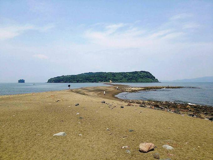 7.知林ヶ島