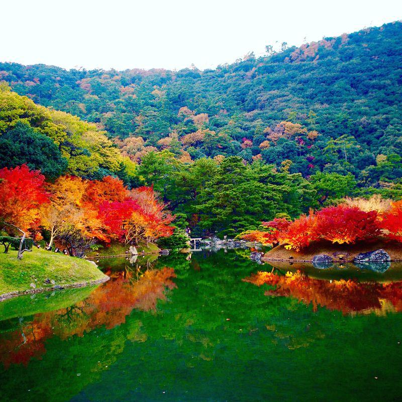 This is 栗林公園!見所とオススメの訪問時期