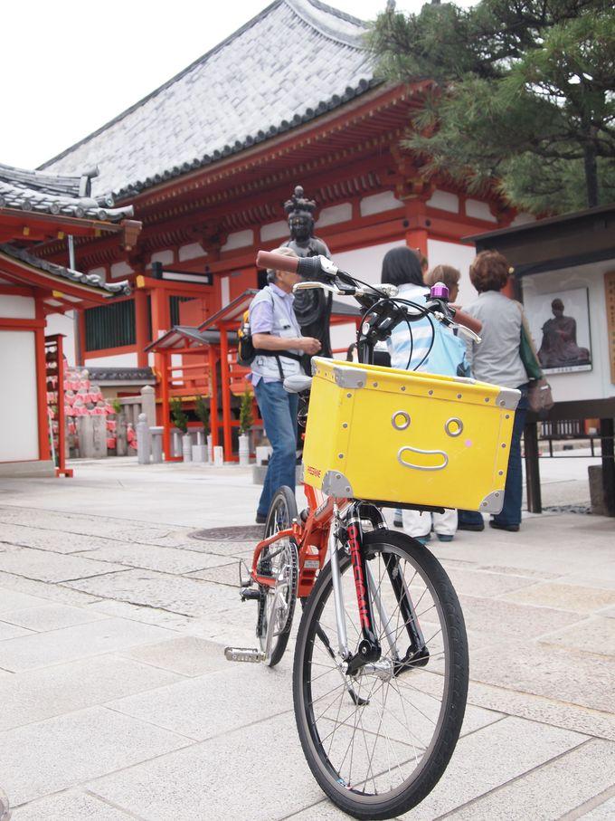 """自転車旅は、""""表通りではなく、あえて裏通りへ"""""""