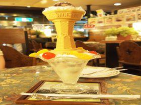 知ってた?大阪観光でハズせない「めっちゃオモロいやん!」の衝撃パフェの数々!