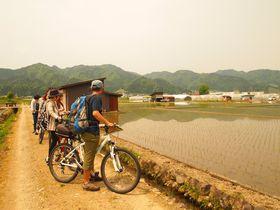 """飛騨古川の""""暮らし""""を訪ねるツアー!「飛騨里山サイクリング」"""