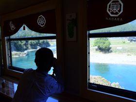 絶景が続く長良川鉄道・新観光列車「ながら」! 必見ビュースポットはココ