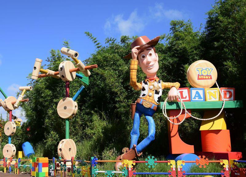 自分が小さなおもちゃに!?フロリダ・ディズニー「トイ・ストーリーランド」
