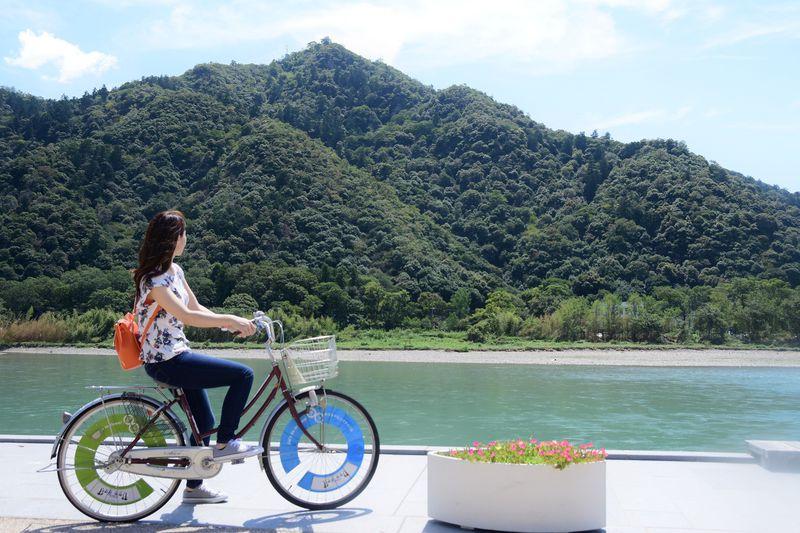 初めての人におすすめ!岐阜市をレンタサイクルで巡る1日モデルコース