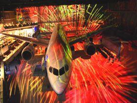チームラボの演出に日本初グルメ!セントレアの新施設「FLIGHT OF DREAMS」が楽しい!