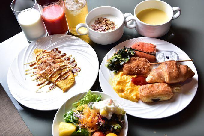 朝食はホテル直営レストラン「PIC NIKA」で!