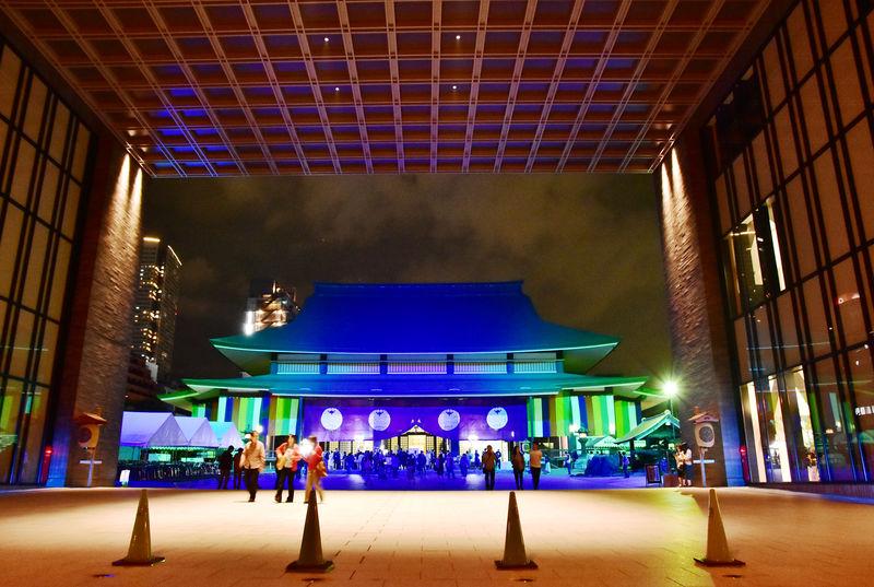 寺院山門と一体!「大阪エクセルホテル東急」で伝統と革新に触れる
