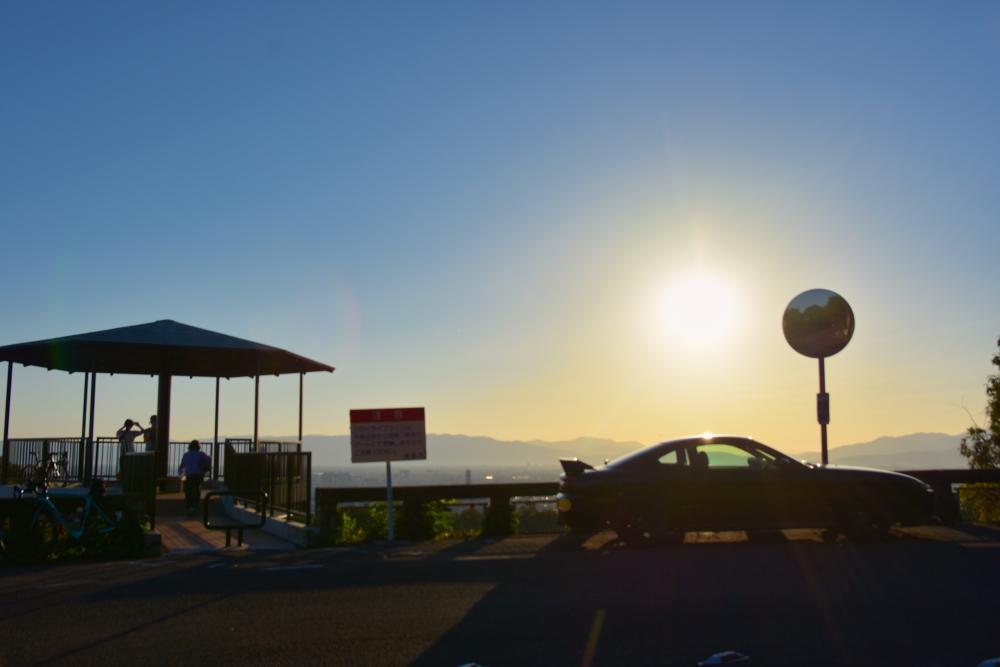 ドライブでダイナミックな景観を楽しもう