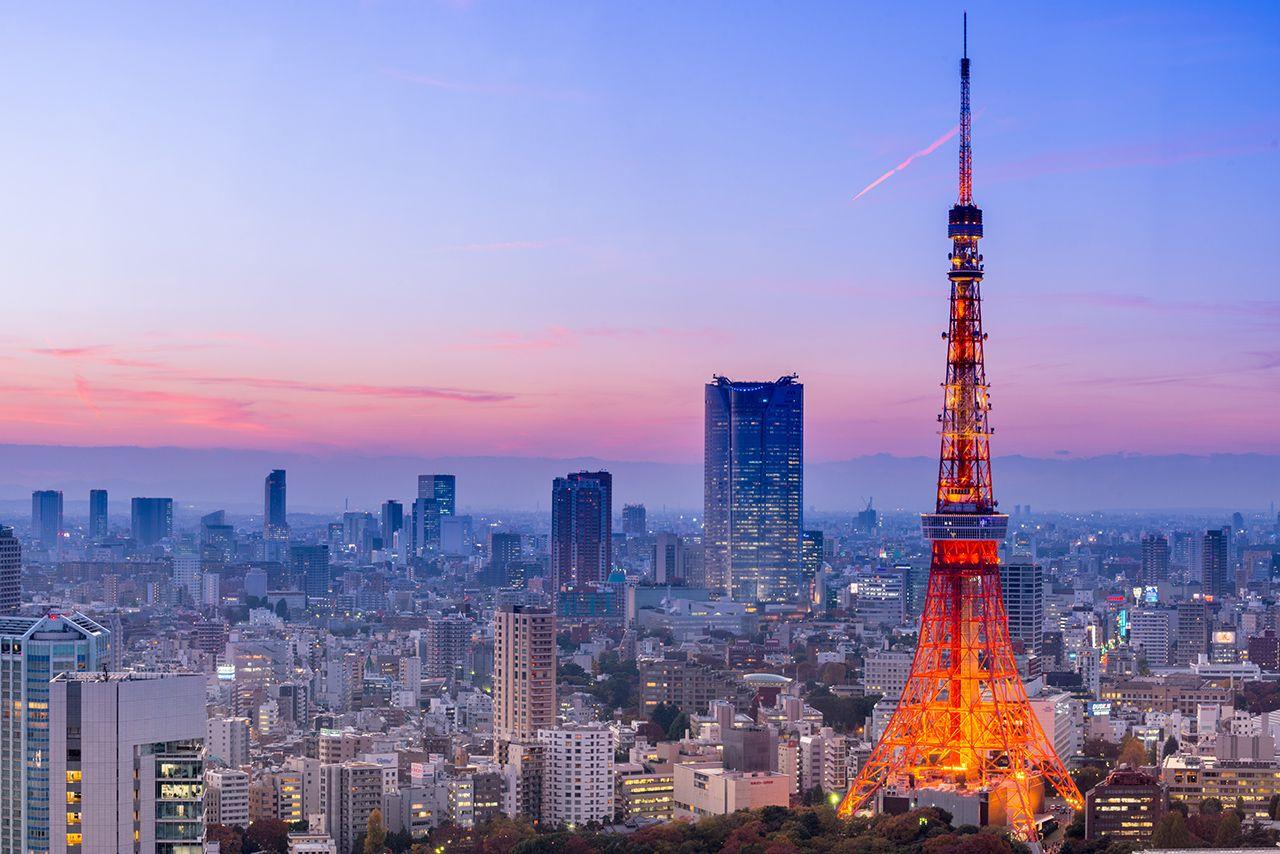 東京タワーに音声ガイド登場!外...