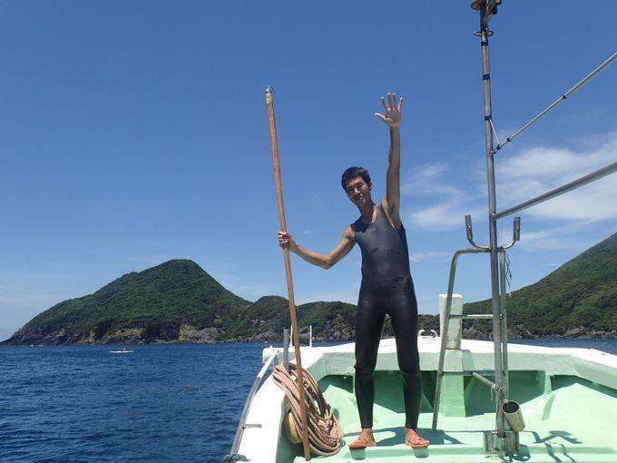 世界遺産「屋久島」の海でダイビングを楽しもう!