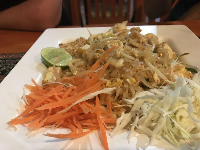 タイ料理もイタリアンも!世界の料理が楽しめる!
