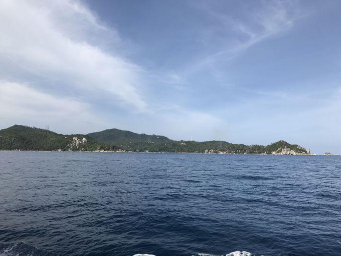 タオ島への行き方は難しい? 日本からは飛行機と船を乗り継いで到着