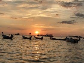 美しい夕焼け!ダイビングの聖地「タオ島」は秘境ビーチリゾート