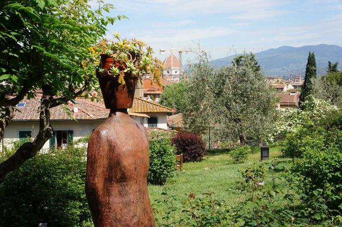 フィレンツェの風景を思い出と共に旅行鞄に入れて