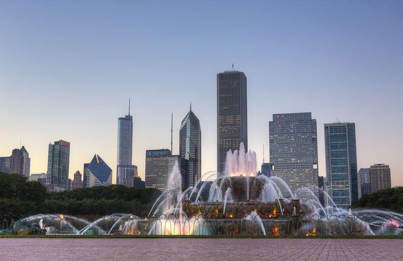 セグウェイに乗ってシカゴの見どころを楽々駆け巡ろう!