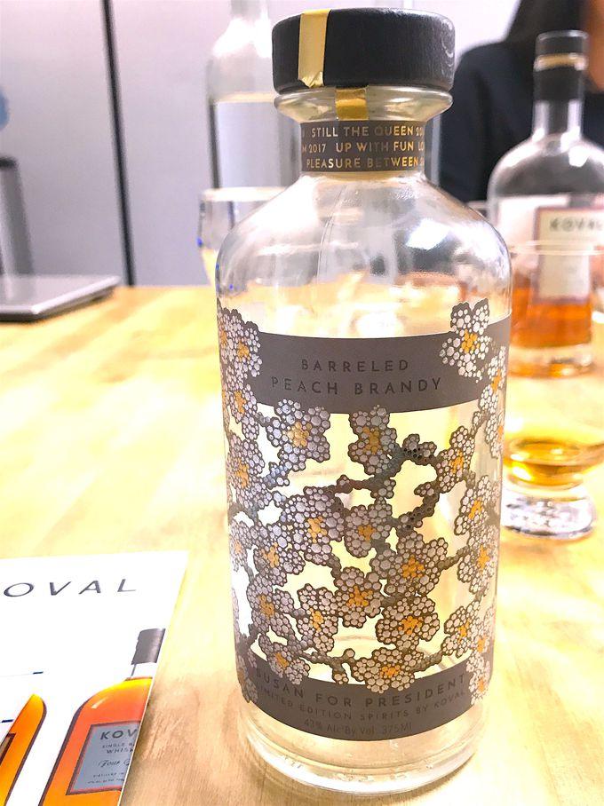 お酒を超えた、ライフスタイルの中でのKOVAL