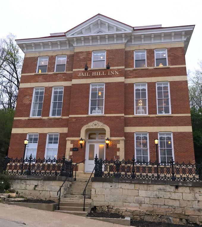 19世紀の刑務所が、建物そのままB&Bになる