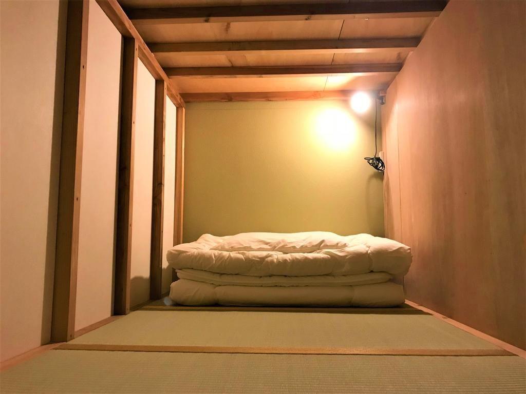 畳の香りが清々しい!個室は全て畳張り
