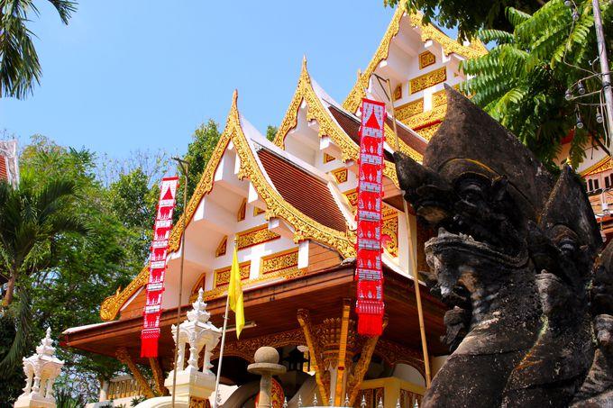 北部タイには十二支のお寺がある
